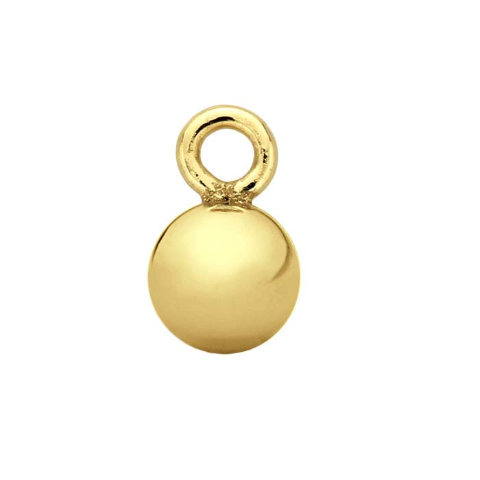 14/20 Yellow Gold-Filled Ball Components