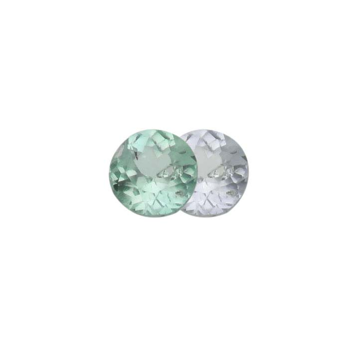Alexandrite Round Faceted Stones, A-Grade