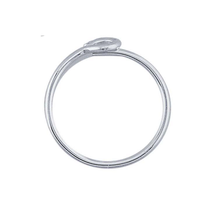 Sterling Silver Beading Hoop Earrings