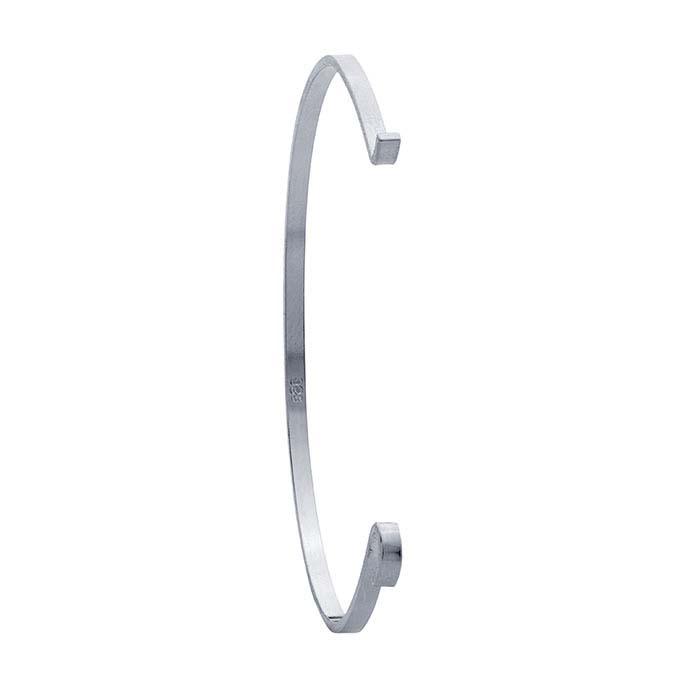 Sterling Silver Bracelet Component