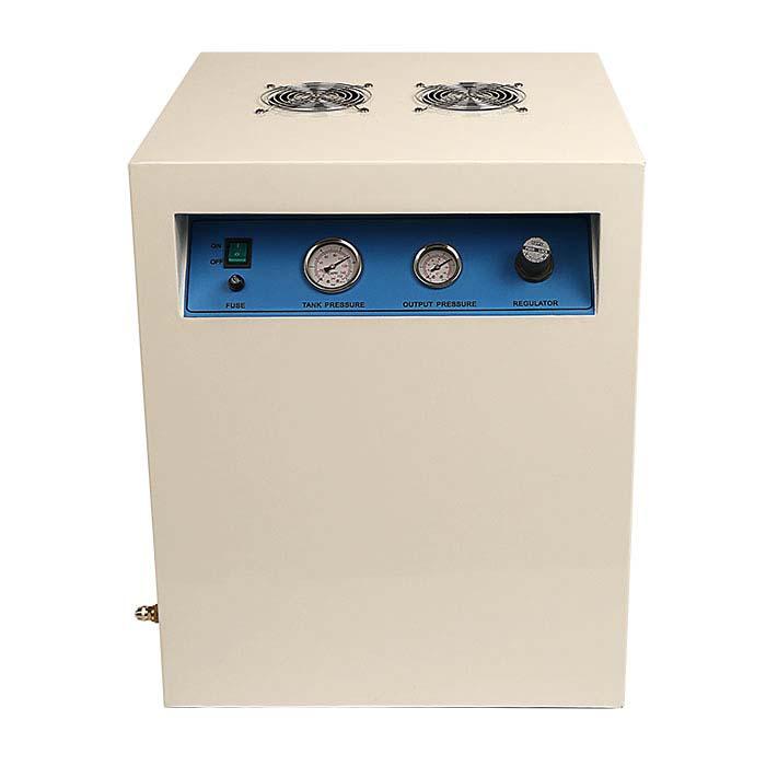 Quiet-Box 6-Gallon Oil-Free Air Compressor