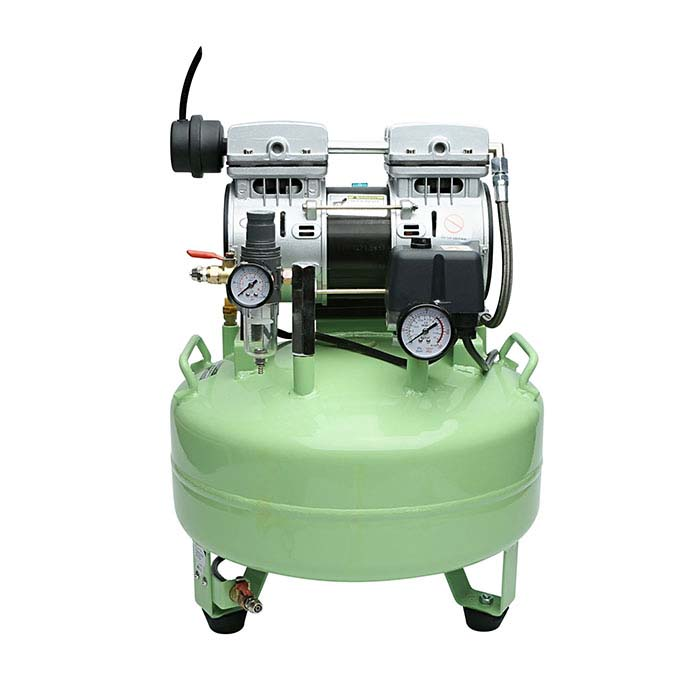 6-Gallon Oil-Free Quiet Air Compressor