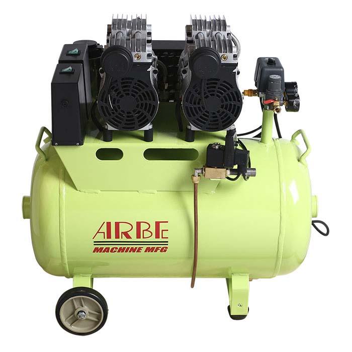 Quiet Oil-Free 15-Gallon Air Compressor