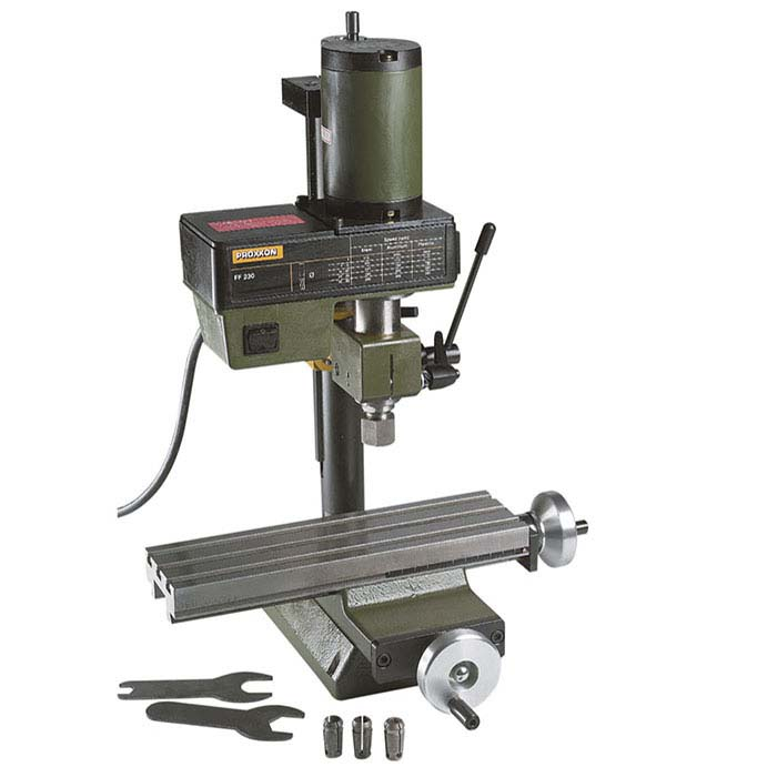 Proxxon Medium-Duty Micro Mill