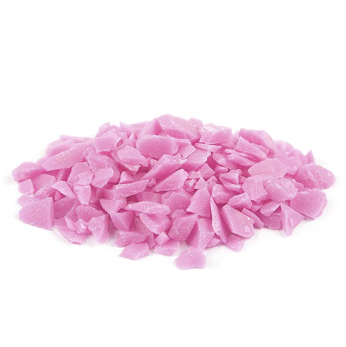 Frost Pink™ Injection Wax, 50 lbs.