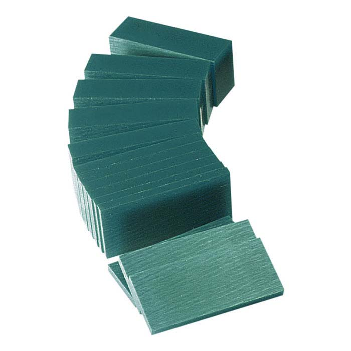 Matt™ Green Wax Slice Assortment