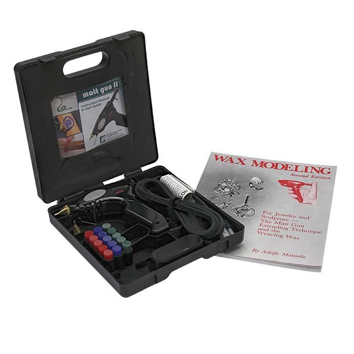 Matt™ Wax Gun Supply Kit