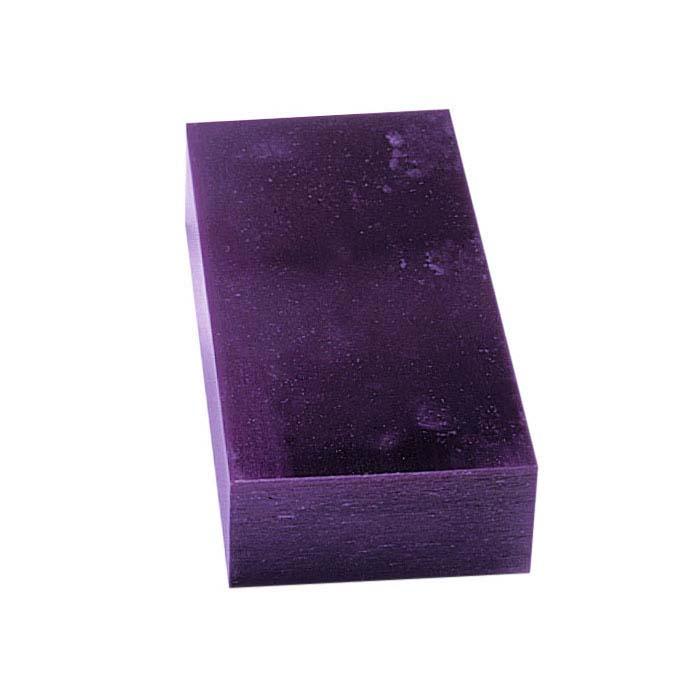 Matt™ Purple Wax Block
