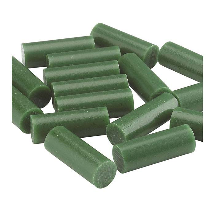 Matt™ Green Wax Rods for Matt™ Wax Gun