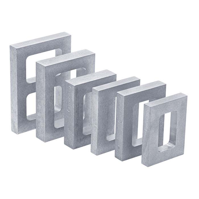 Rio Grande Single Unvented Aluminum Mold Frames