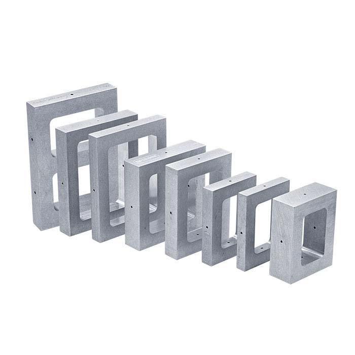 Rio Grande Double Vented Aluminum Mold Frame