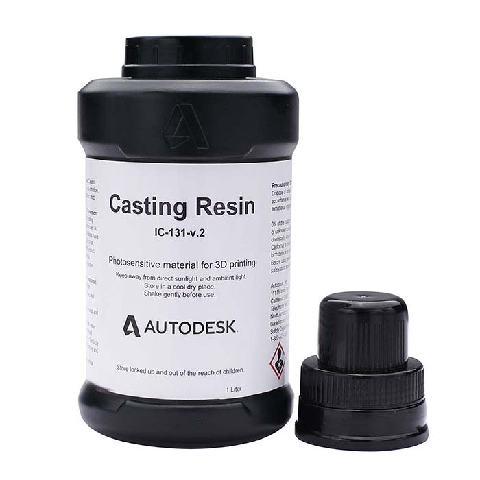 Ember Photosensitive Casting Resin