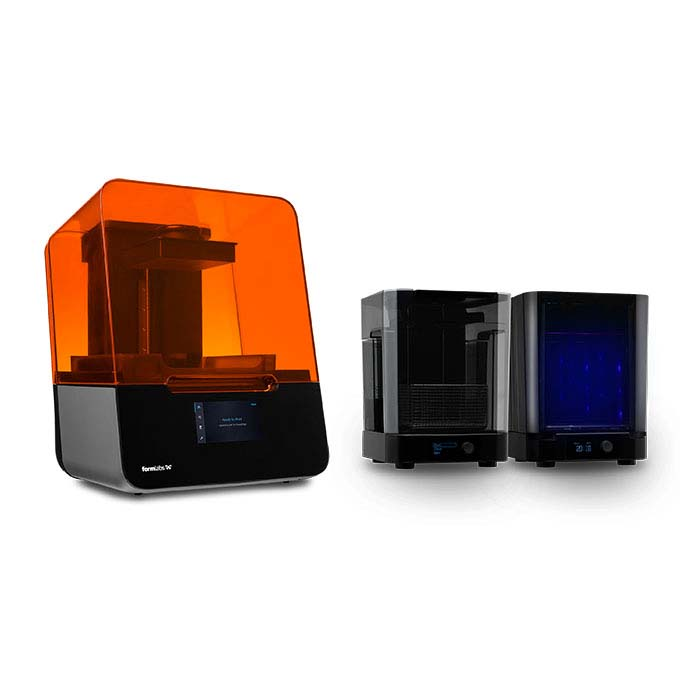 Formlabs Jewelry-Edition Form 3 Complete 3D Printer