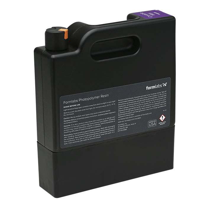 Formlabs Purple Castable Wax Resin Cartridge, 1kg