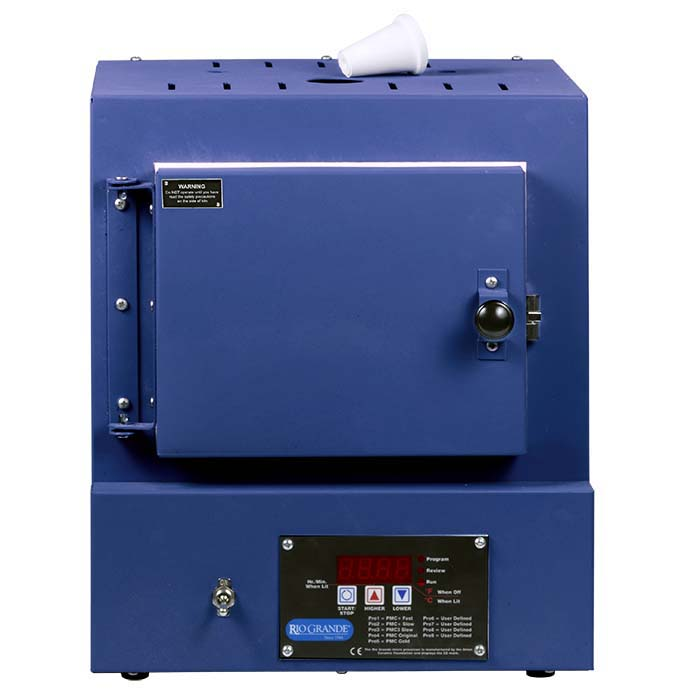 Rio PMC Kiln with Nine Program Controller, 220-Volt