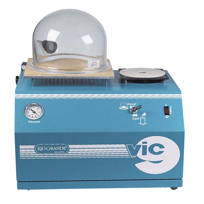 V.I.C.™ 9 Tabletop Casting Machines