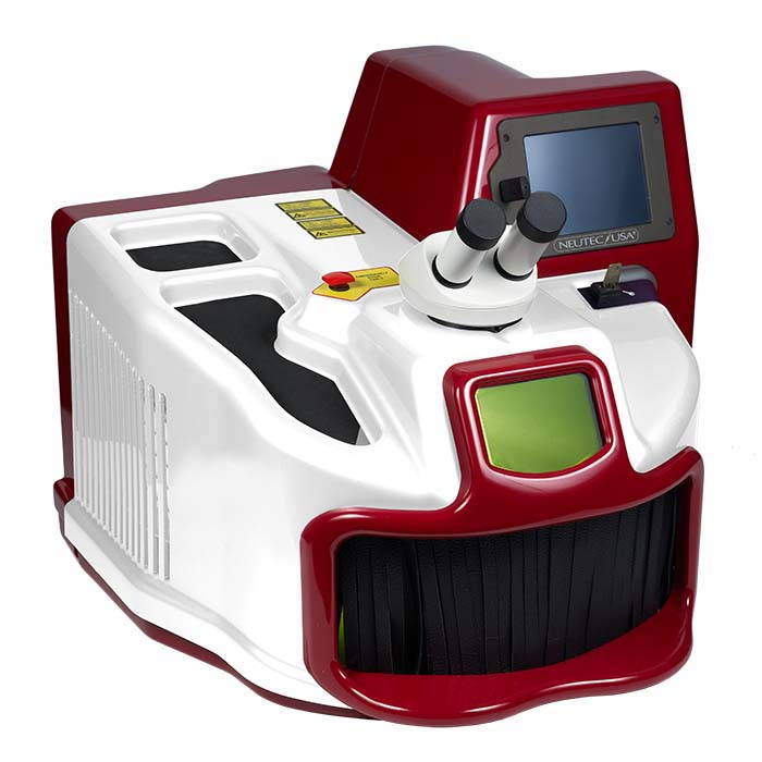 Neutec® PulsePoint™ Studio™ Plus 125 Laser Welder with Camera