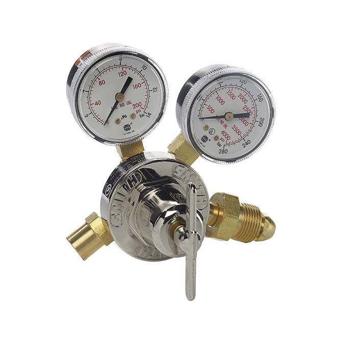 Smith Nitrogen Regulator, 0-100psi