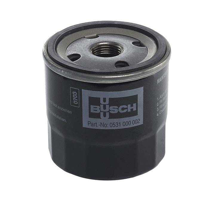 Busch 20cfm Vacuum Pump Replacement Oil Filter