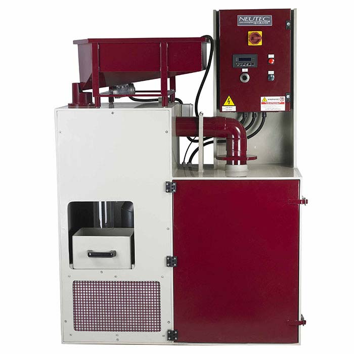 Neutec Dry-Media Air Separator