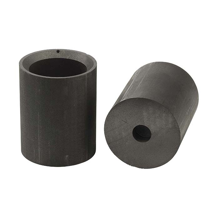 C-50 Graphite AutoValve™ Alloying Crucible for Neutec 615, 100mm
