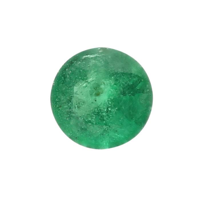 aaa pin green natural oval gemstone loose emerald vs brilliant mined ct