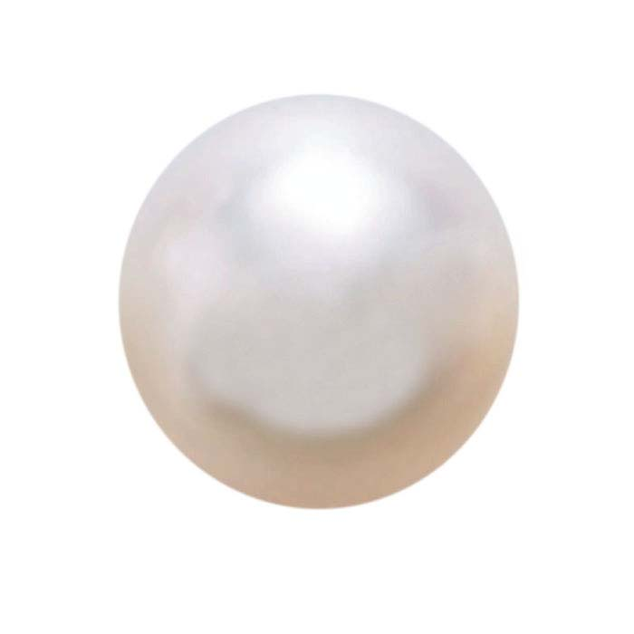 Akoya cultured round pearl