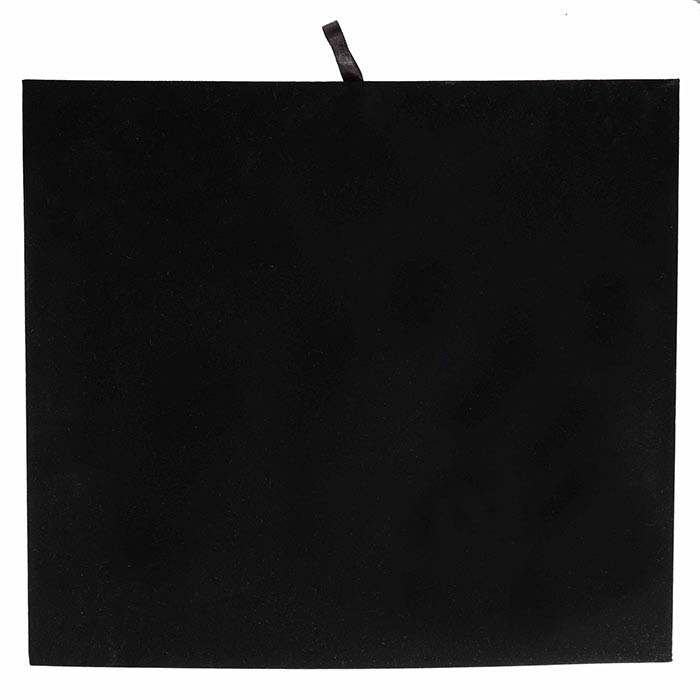 Black Velvet Display Pad for Display Cases