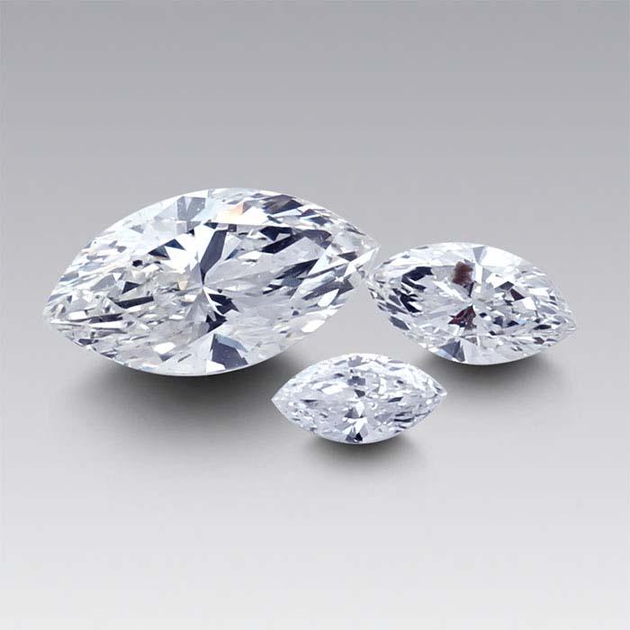 Diamonds Marquise, SI