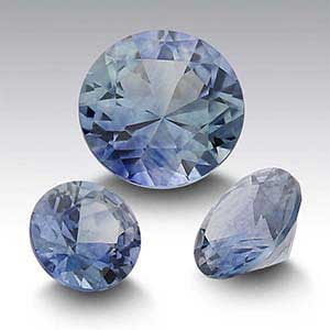 American Mined&trade Montana Sapphire&trade Round Faceted Stones