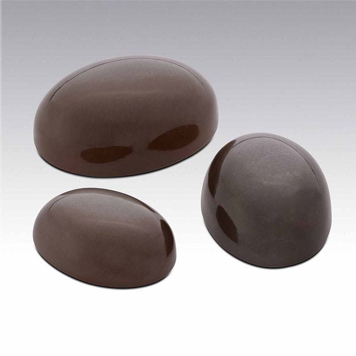Chocolate Moonstone 14 x 10mm Oval Cabochon