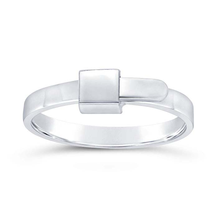 Sterling Silver Adjustable Ring Shank