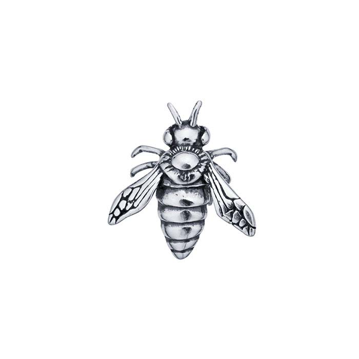 Sterling Silver Bee Component for Floating Glass Lockets